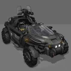 warthog by hunt dougherty | Transport | 2D | CGSociety