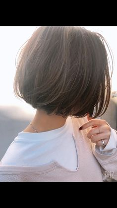 Asian Short Hair, Short Hair Cuts, Short Hair Model, Cute Hairstyles For Short Hair, Hairstyles Haircuts, Trendy Haircuts, Shot Hair Styles, Aesthetic Hair, Grunge Hair