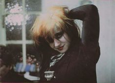 "astralsilence: ""Lydia Lunch photographed by Chantal Coves (via). """