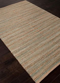Handwoven in jute and soft fibers and materials like; chenille, rayon yarn and cotton, the himalaya collection has a variety of textures and looks, all at home in a variety of living environments.
