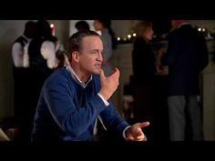 Peyton Manning MasterCard Commercial - Priceless