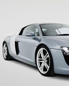 Audi R8 - drooooool