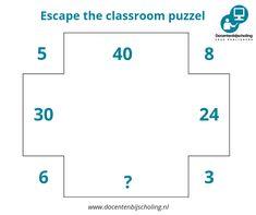 Volg de Training #EscapetheClassroom bij #Docentenbijscholing #Kraakdecode #Escaperoomindeklas #Escaperoomopschool #informeelleren #Escaperoompuzzels