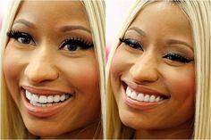 As maquiagens de Nicki Minaj - Tudo Make – Maior blog de maquiagem, beleza e tutoriais de Curitiba.