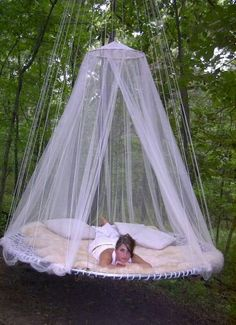 I would sleep in this IN the house!
