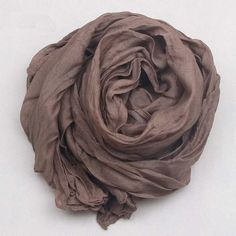 Echarpe Foulard Solid Soft Cotton Scarf/Shawl/Wrap Cachecol Feminino - Long 170*45cm 1901
