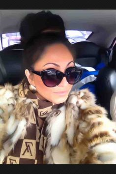 Oversized Cat Eye Womens Sunglasses