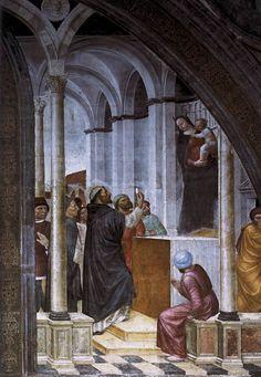 Vincenzo Foppa - Smascheramento della falsa madonna
