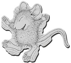 """Stampendous """"Tiny Jumper"""" Cling Rubber Stamp STAMPENDOUS http://www.amazon.com/dp/B00HRG1ABS/ref=cm_sw_r_pi_dp_ice3tb11225RWJAQ"""