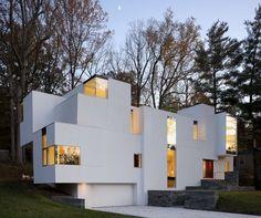 // NaCl house by David Jameson Architect. Photographs: Paul Warchol, NY