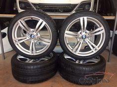 #BMW #F10 #JANT #LASTİK 245/40/ZR19
