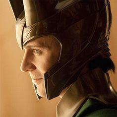 The evolution of Loki's helmet. From Thor (2011) to Thor: Ragnarok (2017)
