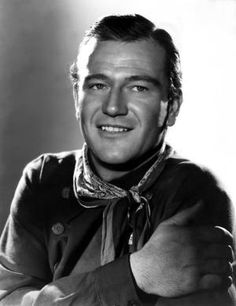 John Wayne by diann