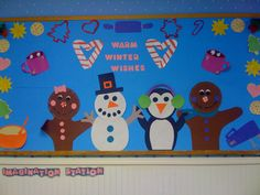 78 Best Bulletin Boards Winter Images Preschool Day Care