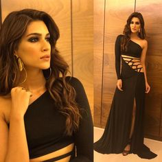 5 Dress Styles That Will Make You Look Thinner Bollywood Celebrities, Bollywood Fashion, Bollywood Actress, Look Thinner, Saree Dress, Western Dresses, Indian Models, Pakistani Dresses, Indian Actresses
