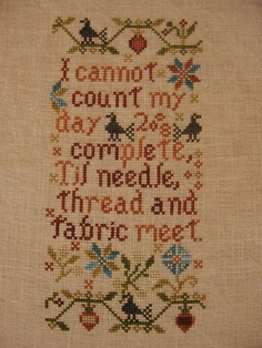 """Beyond My Heart"" Mystery Sampler - Blackbird Designs by wakana b, via Flickr"