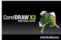 Corel Draw X3 Crack With Serial Number & Activation Codeis best graphic tool which used want to edit and design the pictures and images of the all types