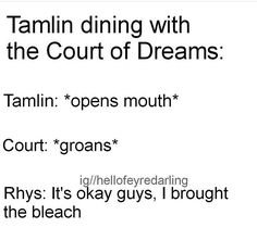 I love this, only I'd hate for Tamlin to actually be anywhere near the night court.