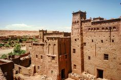 Un lugar de película. Ait Ben Haddou Marruecos. #travel #traveling #wanderlust #marruecos #morocco #aitbenhaddou #viaje #viajar #lifestyle #travelphotography #viajeros #culture #picoftheday