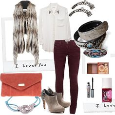The+Casual+dinner+date+ +Women's+Outfit+ +ASOS+Fashion+Finder