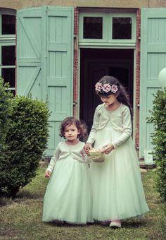 Sandro, Girls Dresses, Flower Girl Dresses, Wedding Dresses, Fashion, Weddings, Dresses Of Girls, Bride Dresses, Moda