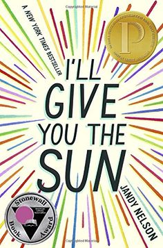 I'll Give You the Sun by Jandy Nelson https://www.amazon.com/dp/0803734964/ref=cm_sw_r_pi_dp_x_n4BwybCTJ4KJD