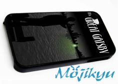 The Great Gatsby Case For Your iPhone 4/4s, iPhone 5/5s, iPhone 5c, Galaxy S3, Galaxy S4, Galaxy S5, Custom
