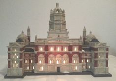 Department 56 Dickens Village Series Victoria & Albert Museum Ltd Ed 799992
