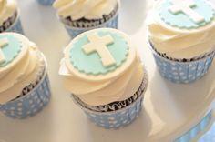 Communion Cupcakes