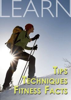 tips and tricks for snowshoeing!
