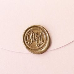 Custom Initials wax seal stamp/personalized wedding seals/wedding invitation seal/custom wedding stamp