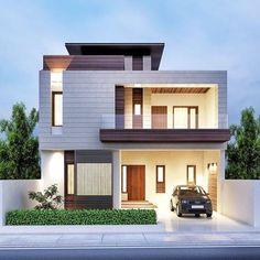 Gambar Desain Rumah Mewah Modern