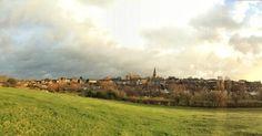 #Malmesbury #magiclight #dogwalktherapy #wiltshire #iphone #snapseed #panorama