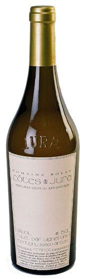 Côtes du Jura Chardonnay Savagnin - les grands cépages du Domaine Rolet & Fils