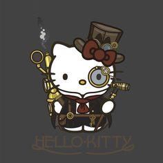 Steampunk Hello Kitty