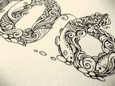 006 Label by Thanh Xinh, via Behance