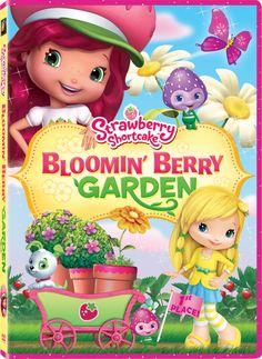 strawberry shortcake | Strawberry Shortcake DVD Giveaways: Berry Brick Road/Bloomin' Berry ...