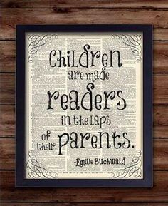 READ with your kids! Try some of the ideas from our Very Ready Reading Progam at Upstart!
