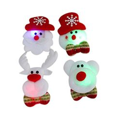 Mikey Store Christmas Ornaments Hanging Xmas Tree Decor 12PCS Brooch ** This is an Amazon Affiliate link. Details can be found by clicking on the image.
