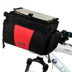 Fast Detaching Bicycle Ride Bag Handlebar Bag SLR Camera Bag - US$29.50