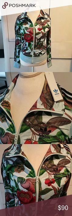 Adidas Originals Jacket NWT Adidas Tops Sweatshirts & Hoodies
