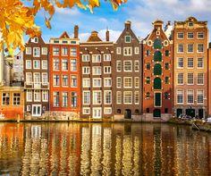 Amsterdam in Noord-Holland #netherlands