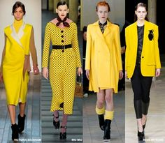 Top 10 Fashion Color Trends 2015.