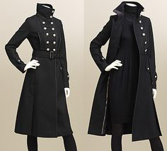 Sherlock trench coat. Awesome! :3