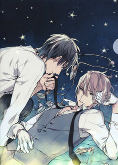 Kurose Riku, Shirotani Tadaomi | Ten Count | I love Takarai sensei's art. Just look at it! *o*