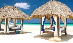 Beach Bed @ Jamaica