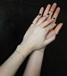 Catbird::shop by category::JEWELRY::Bracelets::Tiny Corsage Bracelet