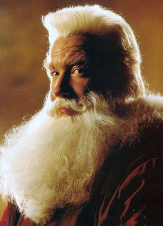 Great Image of the full Santa beard in The Santa Clause. I really like this beard. Not the wig or stache, but the beard is great. Hair growing from the cheek, but not in a straight line, just like it does on real faces. Top Christmas Movies, Christmas Time Is Here, Christmas Costumes, Christmas Stuff, Christmas Ideas, Santa Claus Movie, Santa Claus Is Coming To Town, Santa Clause, Father Christmas