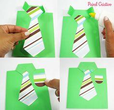 http://www.painelcriativo.com.br/2013/07/22/como-fazer-cartao-para-o-dia-dos-pais/