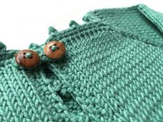 Ravelry: Aquamarine Baby Cardigan pattern by Marta Porcel Baby Cardigan, Cardigan Pattern, Baby Knitting Patterns, Knit Baby Sweaters, Men Sweater, Baby Knits, Baby Bonnet Pattern, Baby Dress, Knitted Hats